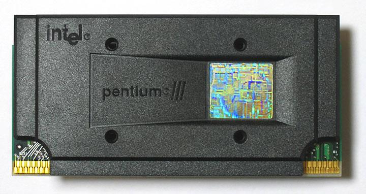 Pentium III CPU