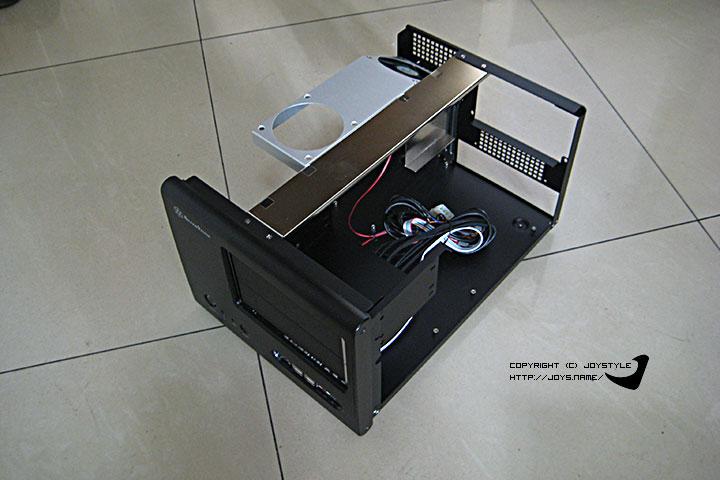 DIY SilverStone SG01B-F