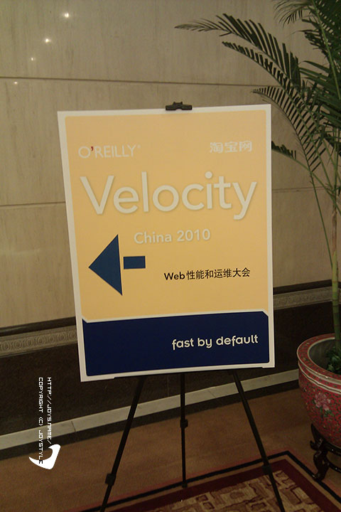 O'Reilly Velocity China 2010──Web性能和运维大会