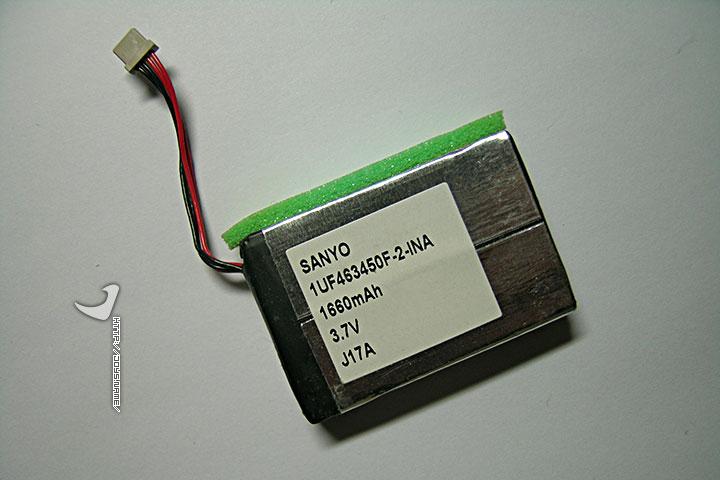 Palm LifeDrive 三洋锂电池
