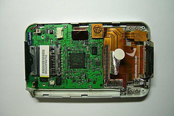 Palm LifeDrive CPU