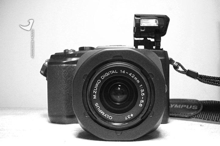 OLYMPUS LH-40镜头遮光罩
