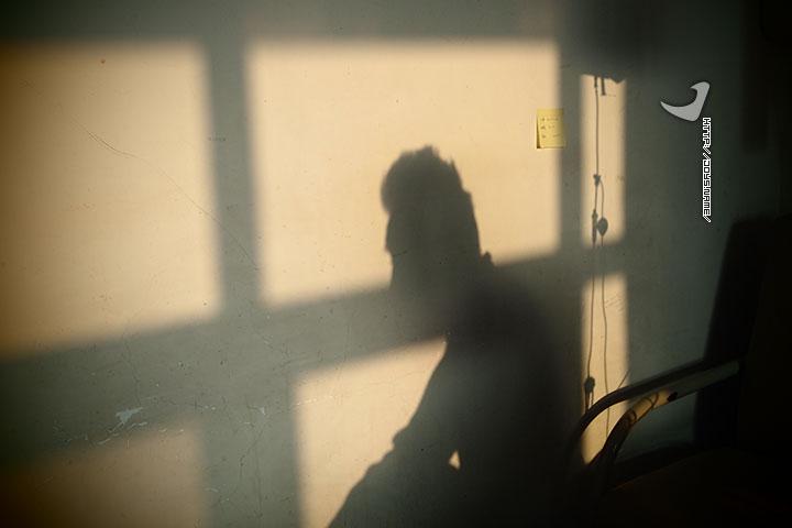2011年9月3日摄于北大医院