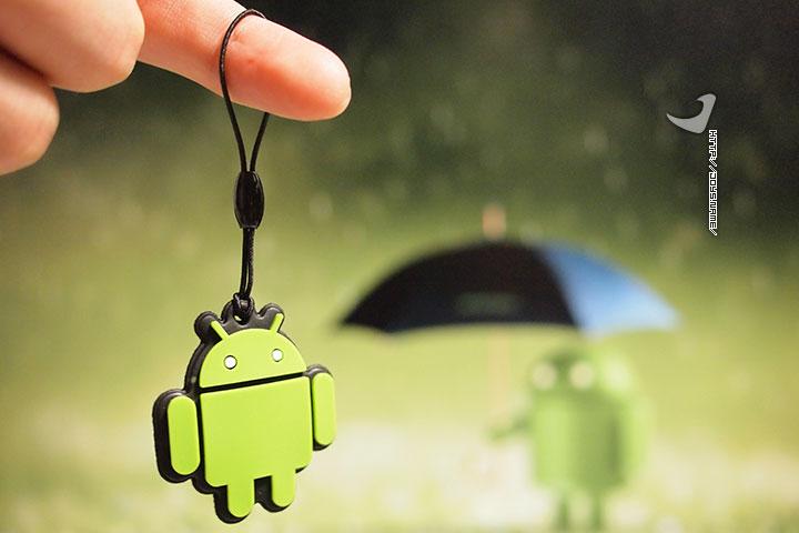 Android手机挂饰