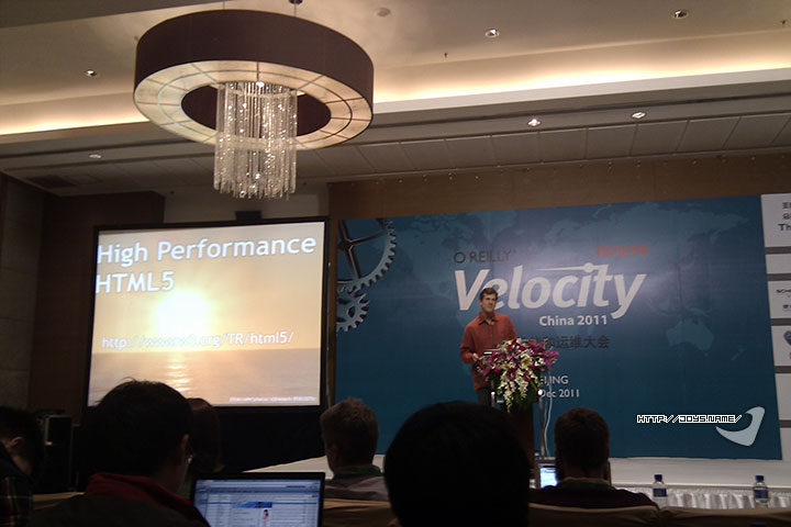 O'Reilly Velocity China 2011──Web性能和运维大会