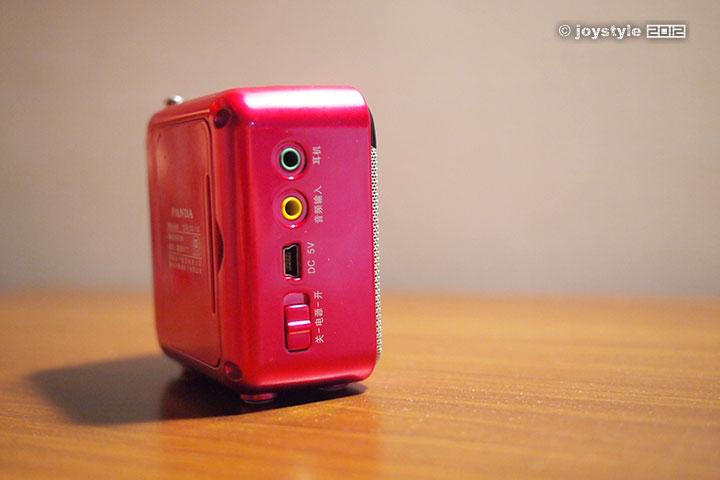 Panda DS-110数码播放器