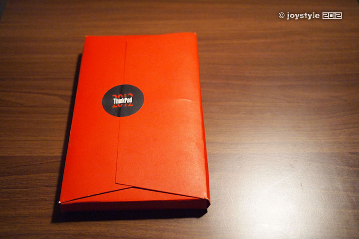 ThinkPad Traveler's Notebook