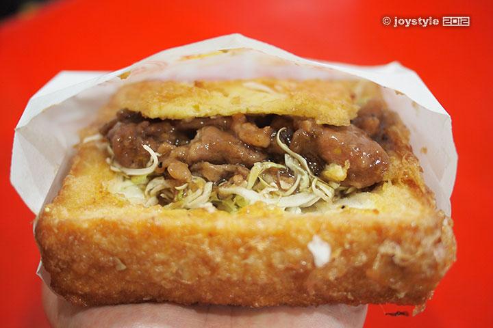 吃在台湾 沙爹羊肉棺材板