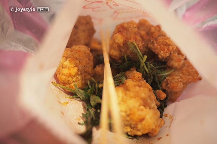 吃在台湾 盐酥鸡