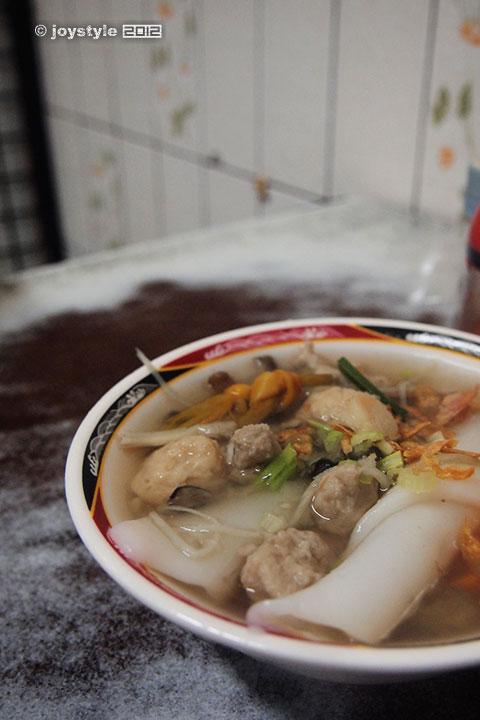 吃在台湾 鐤边趖