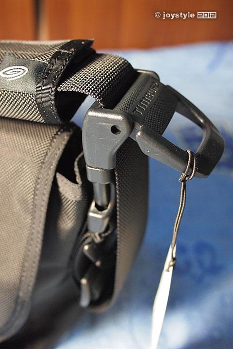 Timbuk2 Freestyle Messenger Bag 背带卡扣