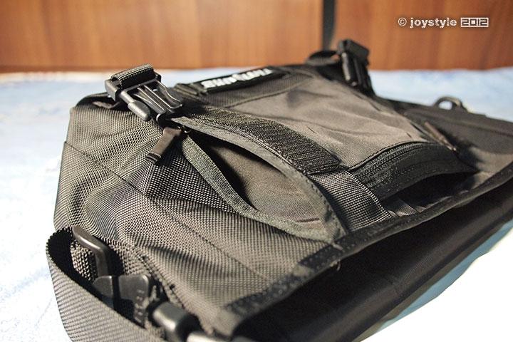 Timbuk2 Freestyle Messenger Bag 侧袋