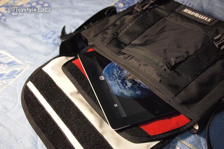 Timbuk2 Freestyle Messenger Bag 内胆