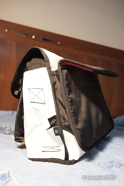 Timbuk2 Freestyle Messenger Bag 内部结构