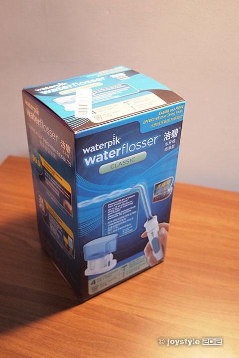 洁碧WP-70EC水牙线 包装