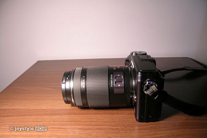 Panasonic LUMIX G X VARIO PZ 45-175mm F4.0-5.6 ASPH