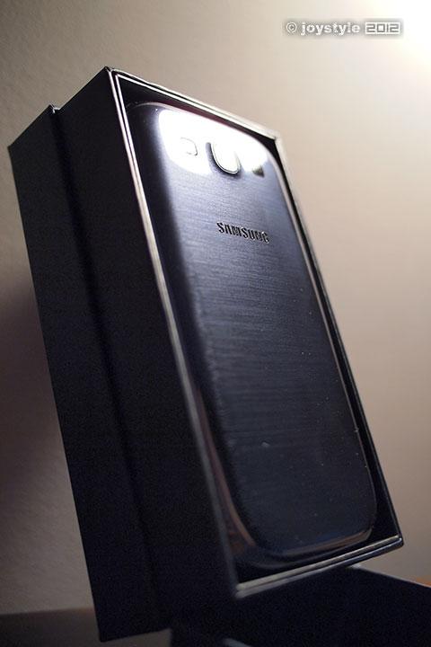 Samsung Galaxy S III 后壳