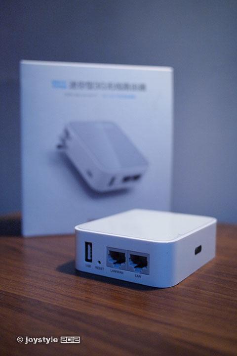 TP-LINK TL-WR720N迷你型3G无线路由器
