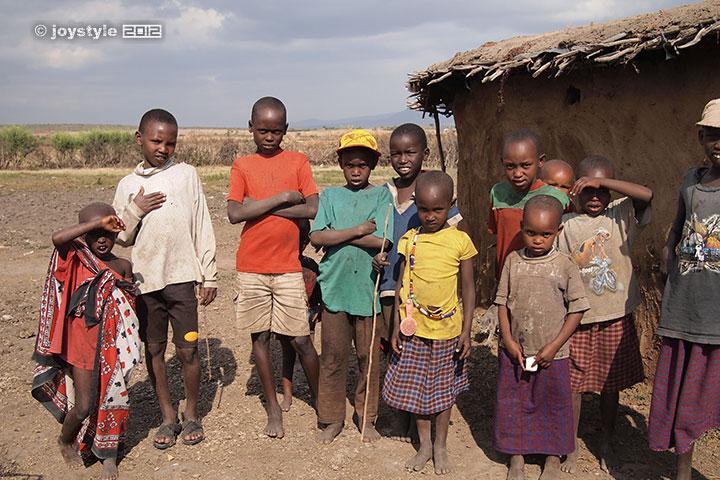 再走肯尼亚——