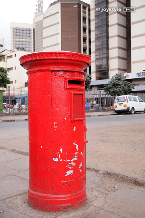 再走肯尼亚——内罗毕