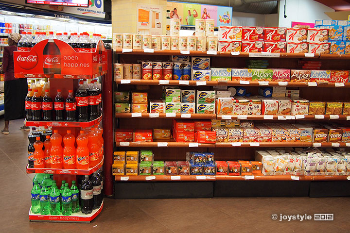 再走肯尼亚——内罗毕超市