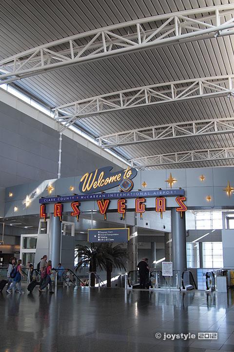 拉斯维加斯机场