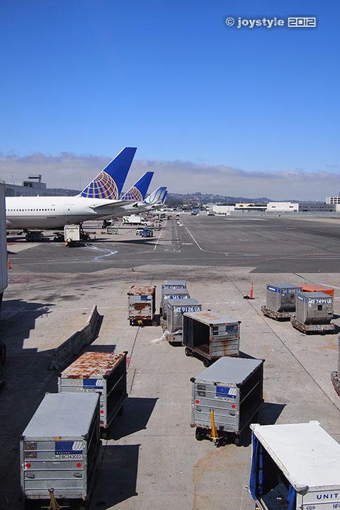 旧金山机场