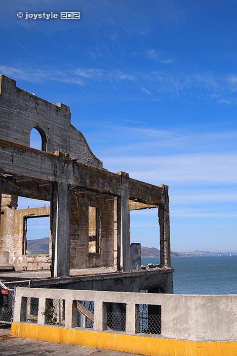 旧金山阿尔卡特拉斯岛