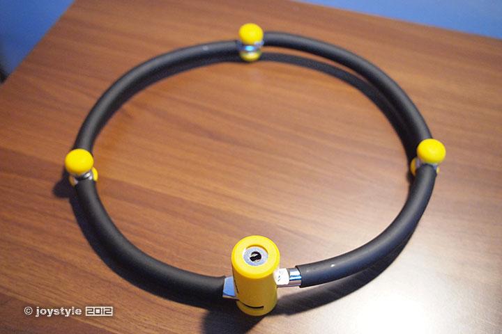 立兆LJ-9080弧型调节车锁