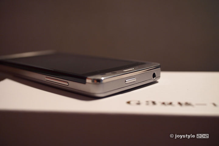 佳域G3智能手机
