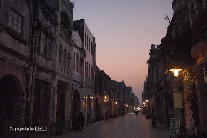 南下广西——北海老街平安夜