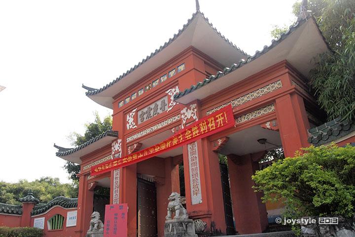 广西北海普度震宫