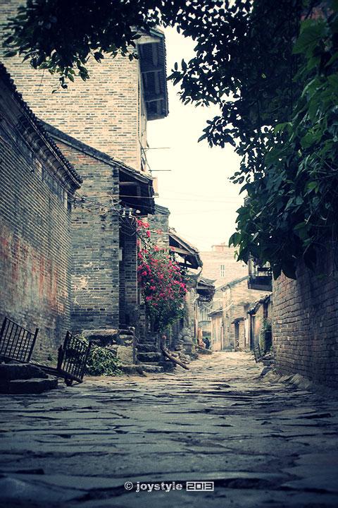 广西扬美古镇