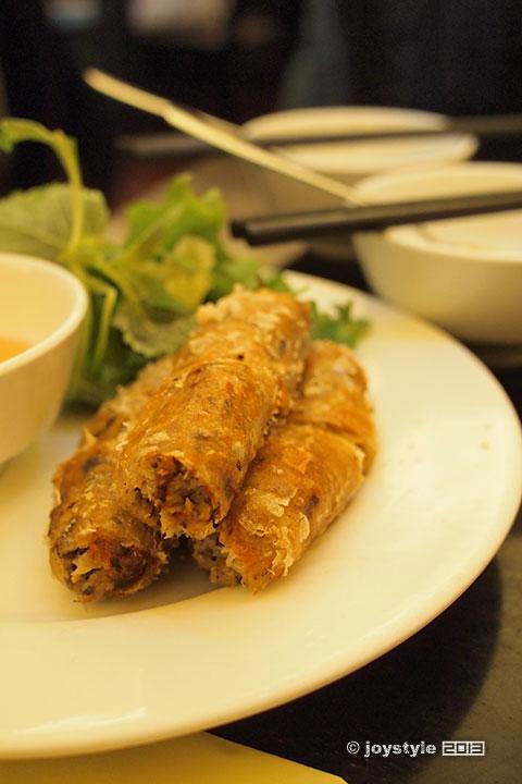 河内Quan An Ngon餐厅