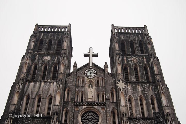 河内圣约瑟大教堂