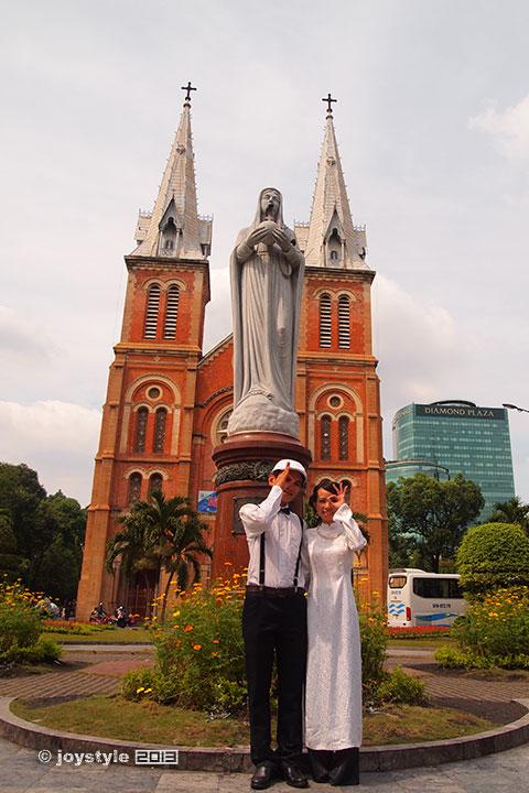 胡志明市圣母大教堂