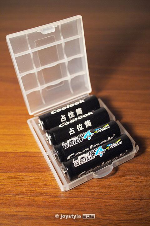 Coolook磷酸铁锂电池