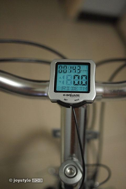 B-SQUARE自行车码表