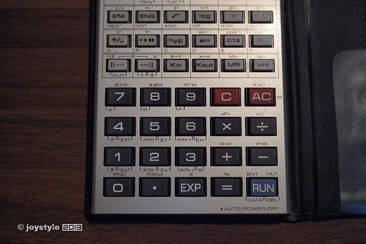 CASIO fx-3600PV