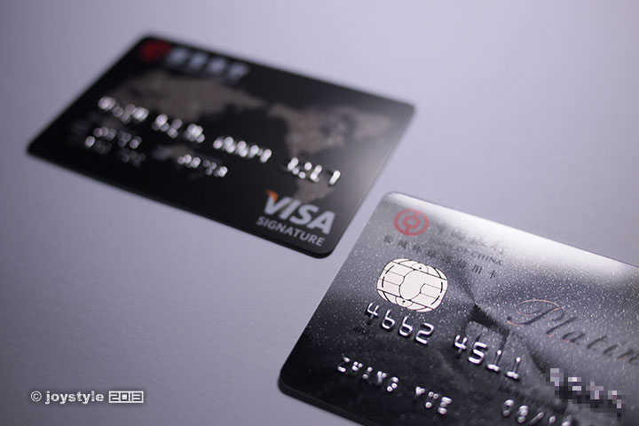 全币种信用卡