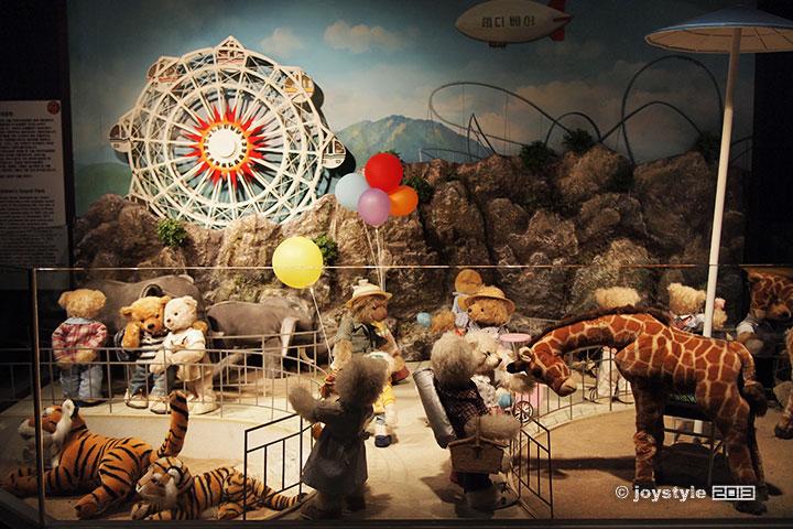 首尔 泰迪熊博物馆