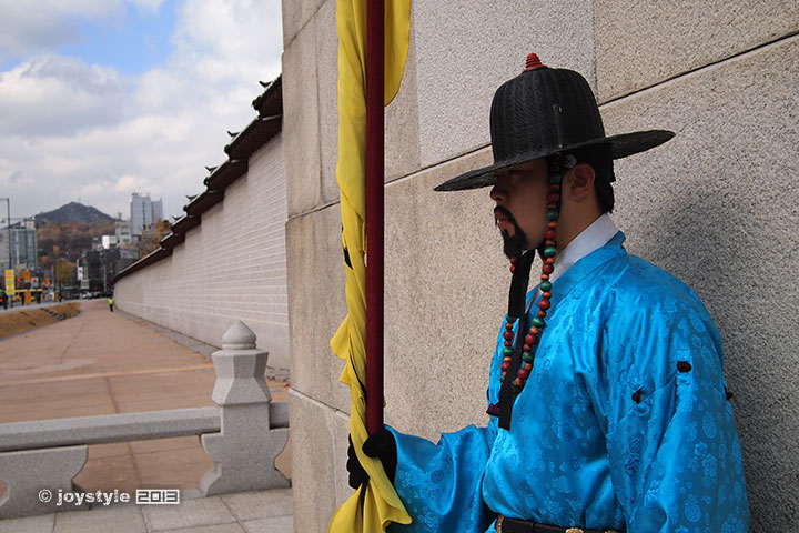 首尔 景福宫
