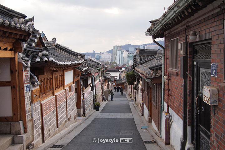 首尔 北村韩屋村
