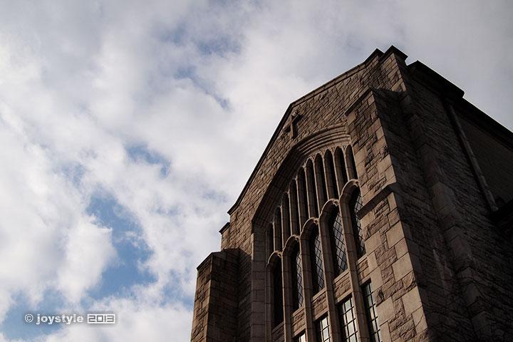 首尔 梨花女子大学