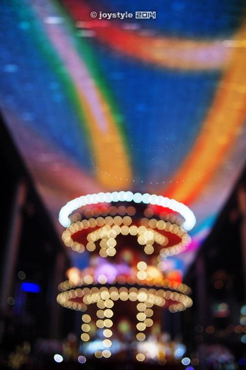 2014年1月4日摄于北京世贸天街
