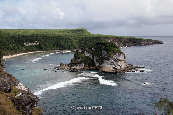 塞班岛 鸟岛
