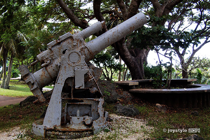 塞班岛 日军最后司令部