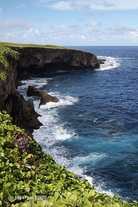 塞班岛 自杀崖