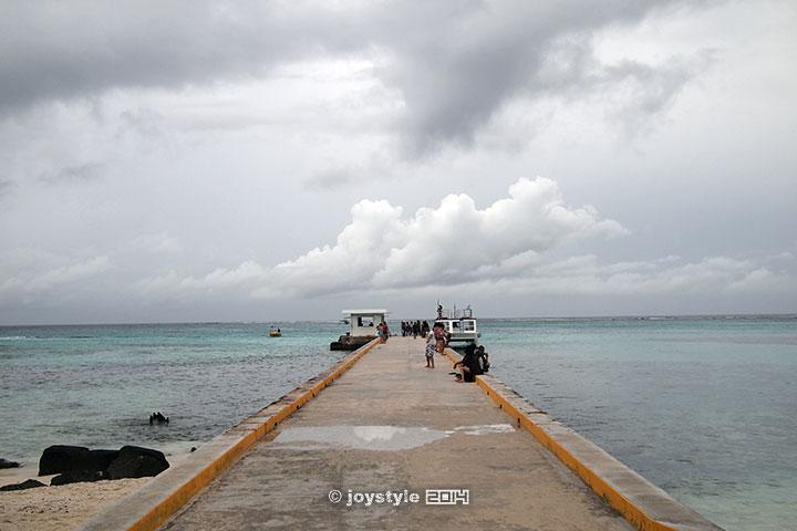 塞班岛 军舰岛