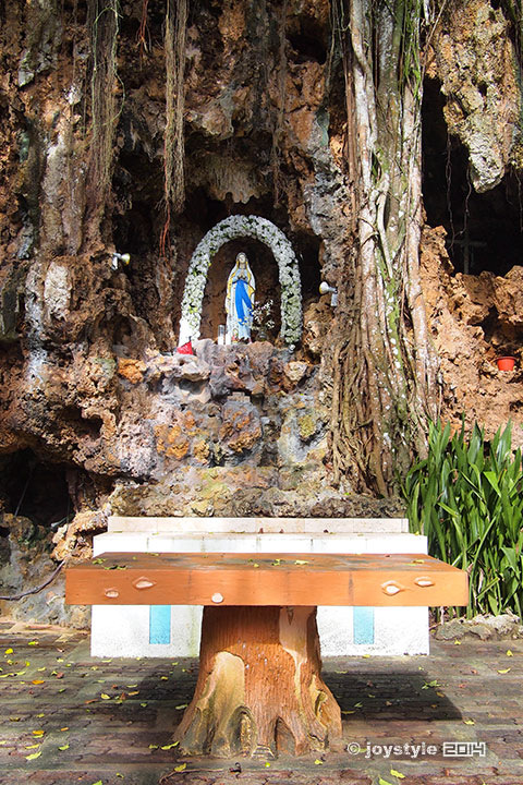 塞班岛 圣母庙